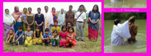 The New Believers in Tentha Mission Field